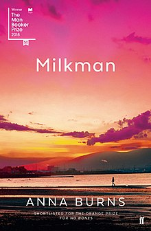 Cover image of MILKMAN