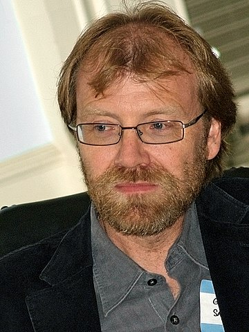 360px photo of George Saunders by David Shankbone