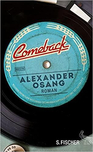 Cover art: Comeback on A. Osang