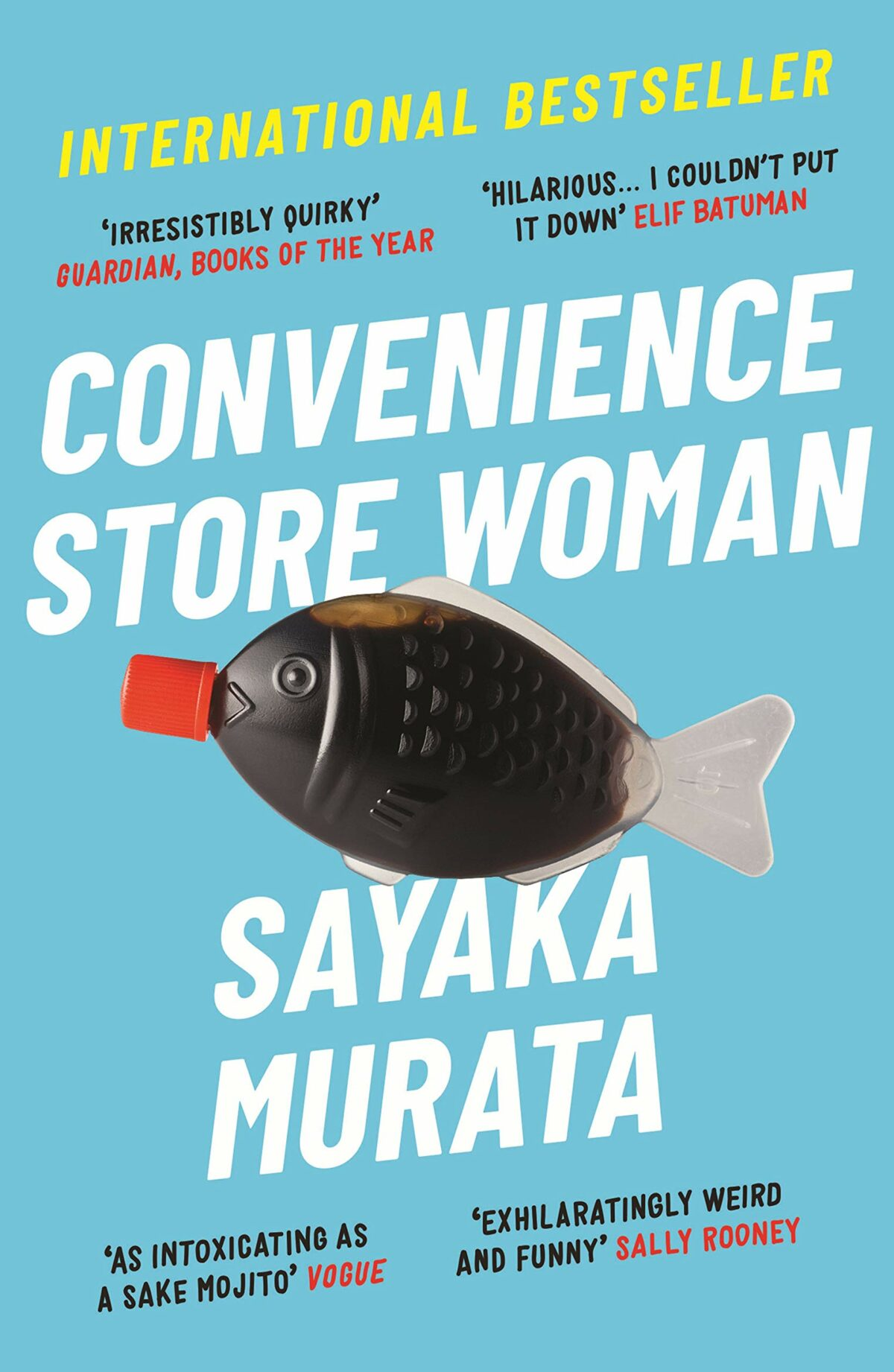 """Cover art of """"Convenience Store Woman"""""""
