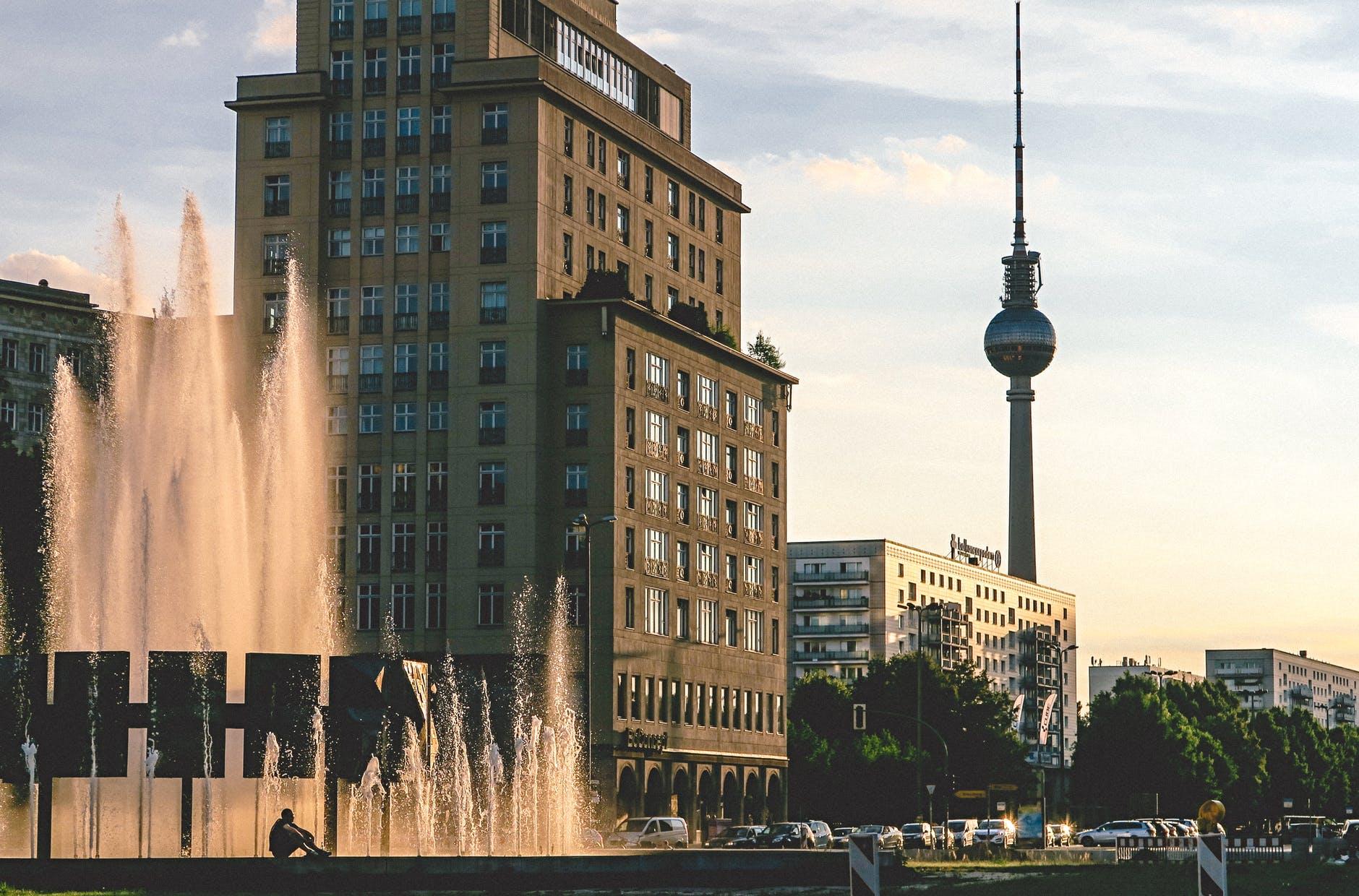 English book group in Berlin