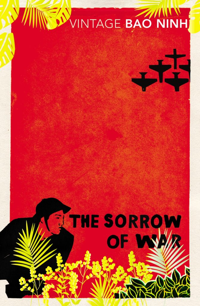 Book cover art: The Sorrow of War